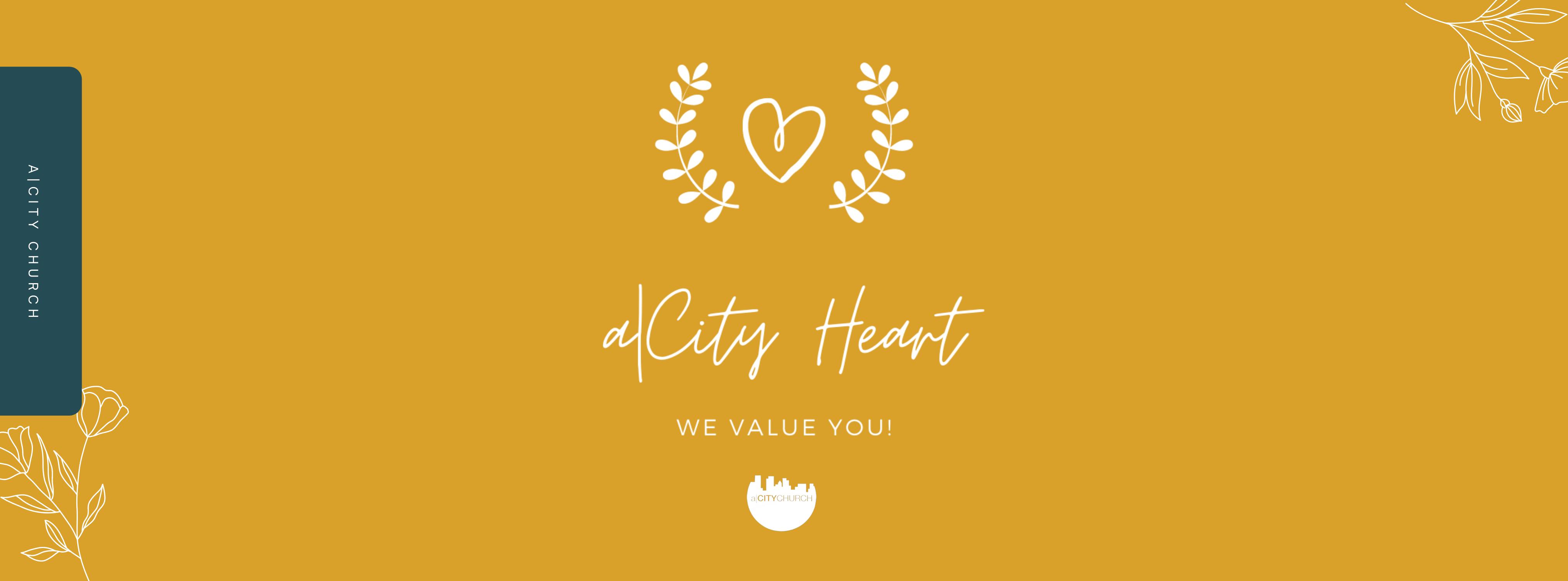aCITY Heart